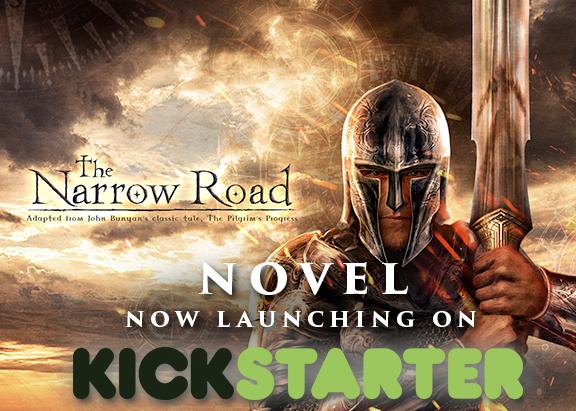 Novel on Kickstarter