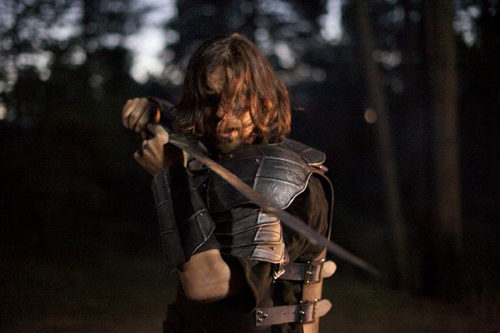 Caleb's Sword